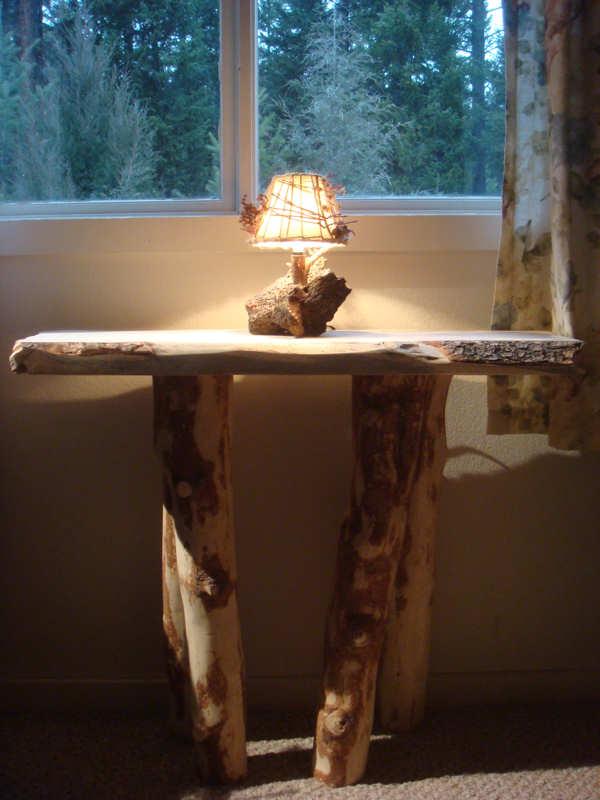 Rustic Furniture Rustic Tables
